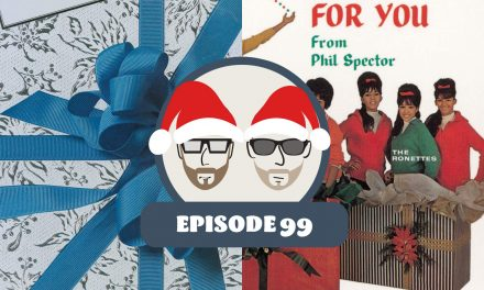 Willie Nelson and Phil Spector (A Christmas Quickie)