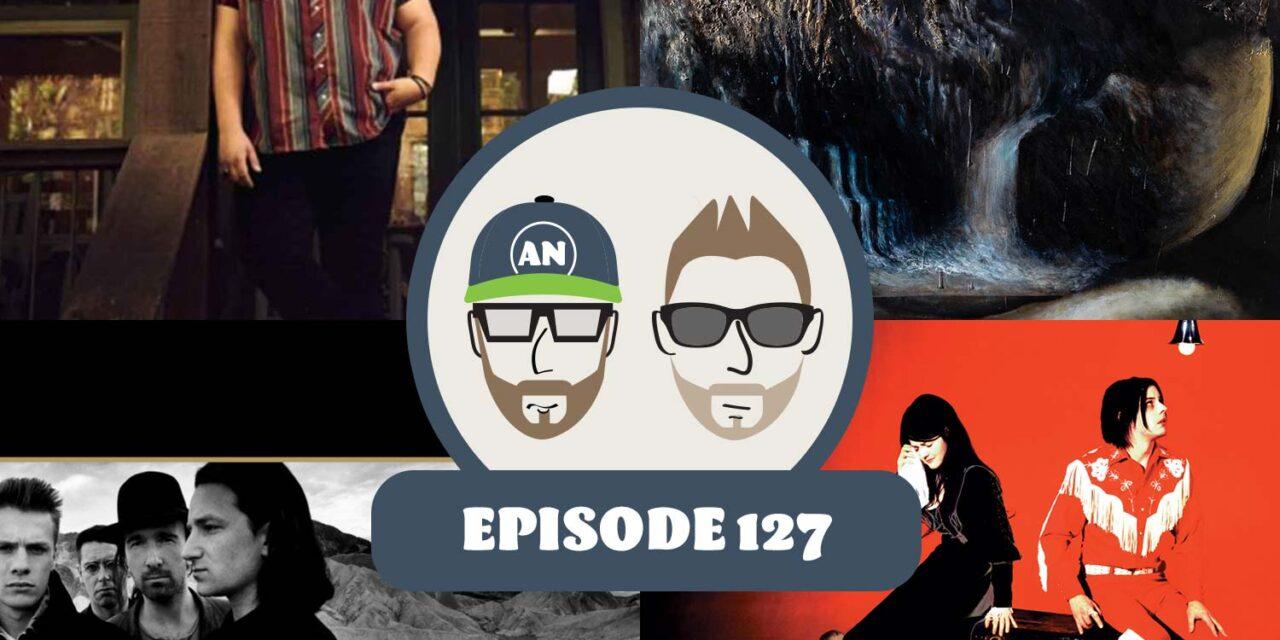 Dillon Carmichael, Ad Nauseam, U2, and The White Stripes